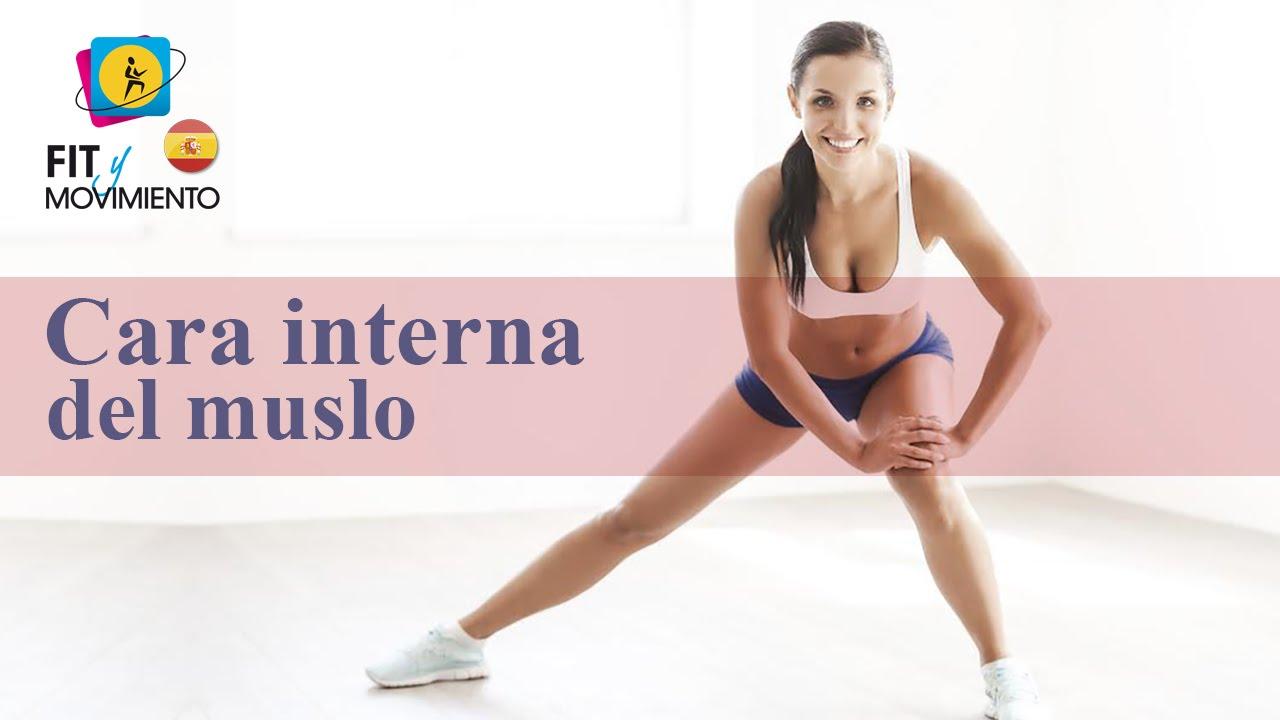 ejercicios para adelgazar el interior de los muslos