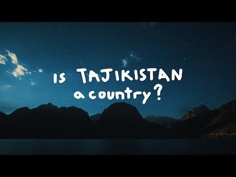 Is Tajikistan a country?