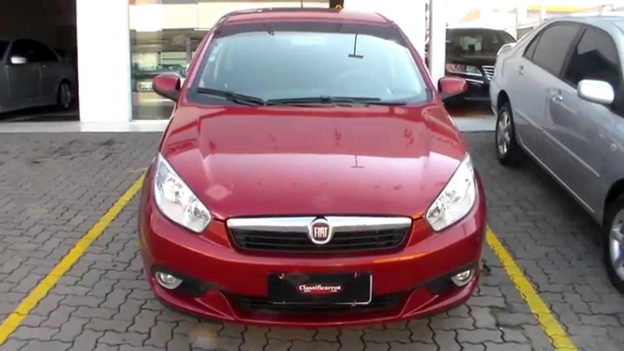 Fiat Grand Siena Attractive 1 4 8v  Flex  - 2013