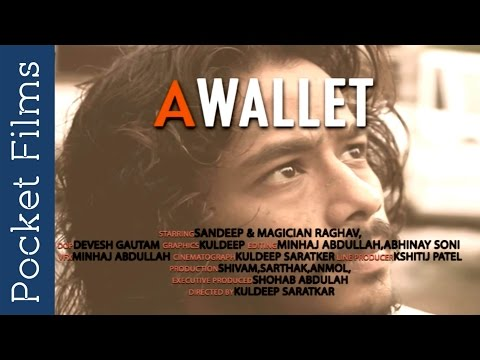 Short Film - A Wallet | when someone finds your wallet | #pocketfilms