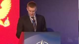 Potpredsjednik Vlade i ministar vanjskih poslova Igor Lukšić na 2BS Forumu u Budvi.