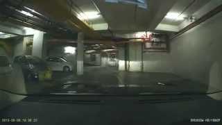尖沙咀鐵路大廈停車場