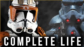 Commander Cody CC-2224 | The COMPLETE LIFE Story | (Canon & Legends)