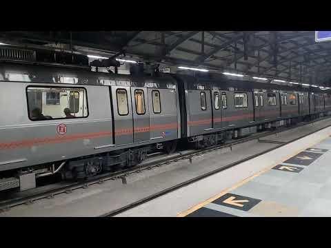 Jaipur metro amazing view