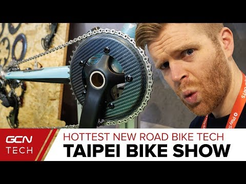Hottest New Road Bike Tech | Taipei Cycle Show 2018