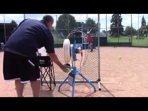 Jugs Sports Super Softball Pitching Machine