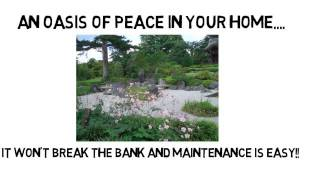 Make A Japanese Garden In A Small Space - Help, Tips And Advice To Get Started