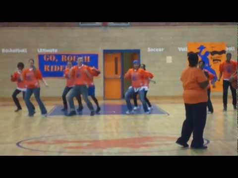 Roosevelt Senior High School Faculty Homecoming Dance