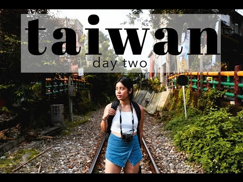 TAIWAN (DAY 2) | JIUFEN, PINGXI, YEHLIU GEOPARK