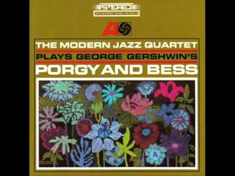 Modern Jazz Quartet Plays The Music From Porgy And Bess