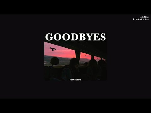 [THAISUB] Post Malone - Goodbyes (feat. Young Thug) แปลเพลง