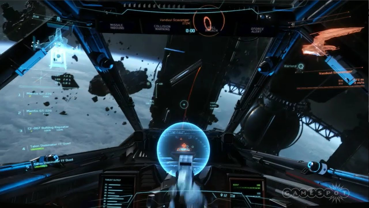 Star Citizen Stage Demo E3 2014 Youtube