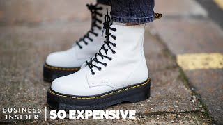 Why Doc Martens Are So Expensive | So Expensive