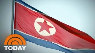American Detained In North Korea As Country Threatens Australia | TODAY