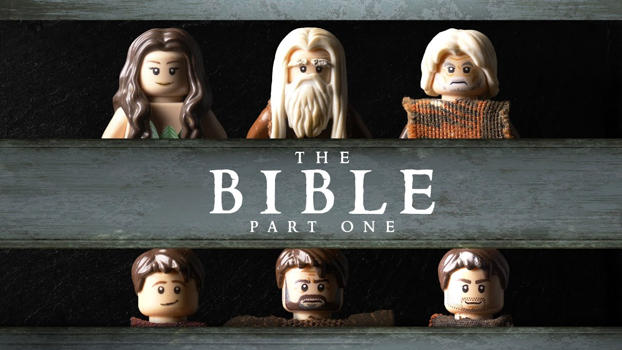 Download The Bible: Part One (2020) | Full Movie | Joshua Carroll | Dave Carroll