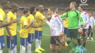 Mejores momentos del Mundial Brasil 2014, segunda parte