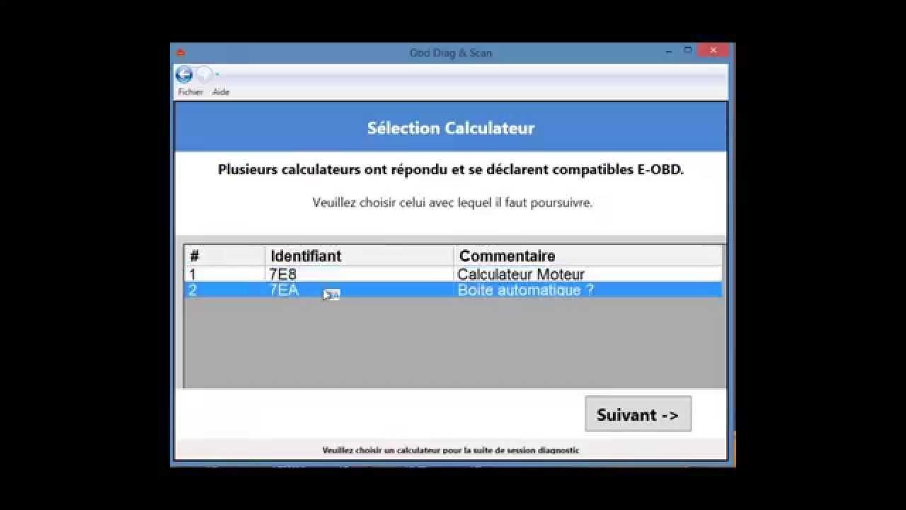 logiciel obd diag & scan gratuit