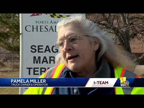 Truckers complain of long wait times at Seagirt Marine Terminal