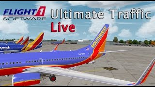 Ultimate Traffic Live for Prepar3d v3.4: First Impressions