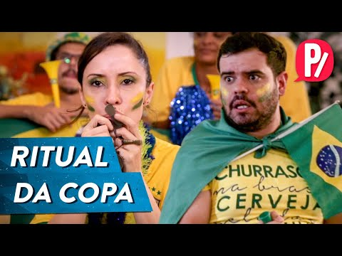 RITUAL DA COPA   PARAFERNALHA