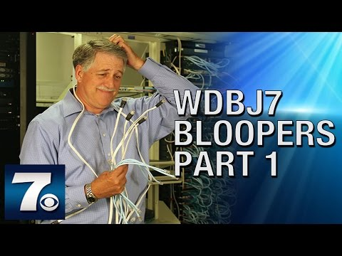 WDBJ7 Bloopers Part 1