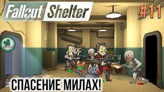 Fallout Shelter   ИГРОВОЕ ШОУ / ЖАЛОСТЬ К ЖИВОТНЫМ #11