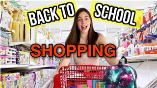 На пазар за училище/Ерика Думбова/Back To School Shopping/Erika Doumbova