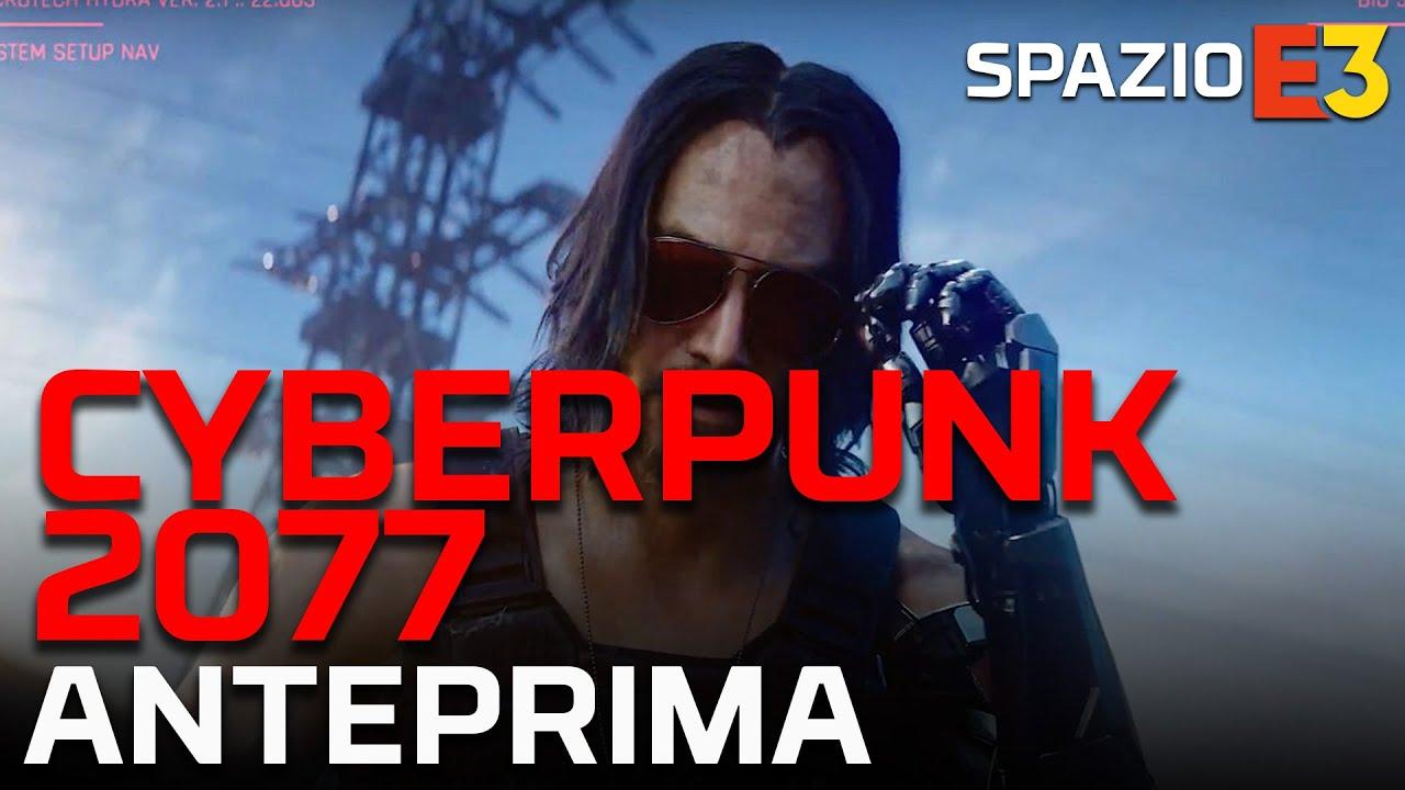 Cyberpunk 2077, le impressioni dalla presentazione a E3 2019