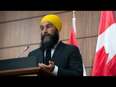 NDP leader removed from House for calling Bloc MP 'racist'
