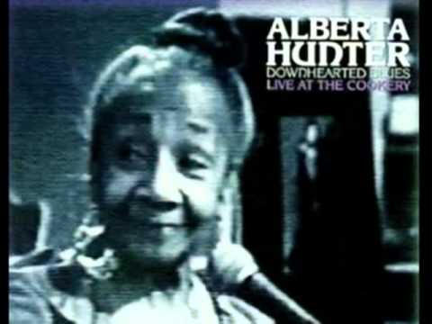 Alberta Hunter - I'm having a good time.