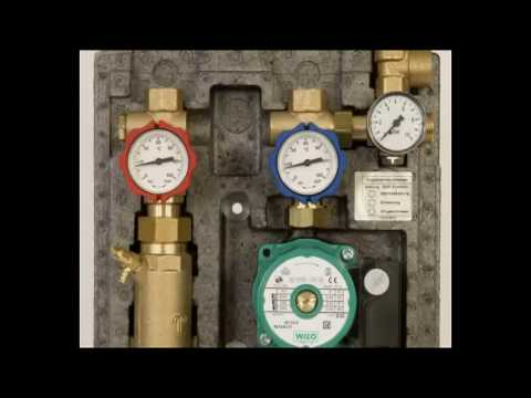 Grant Solar Hot Water Heating System Householder Video