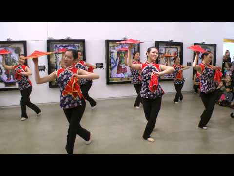 6e7d7cefc NYCCC at CMA for Chinese New Year 2013 - Handkerchief Dance - YouTube