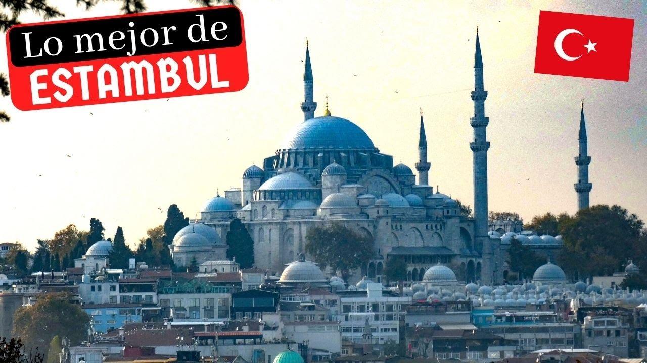 ESTAMBUL 🕌 ¡QUÉ VER en 1 DÍA! 😍 #2 TURQUÍA