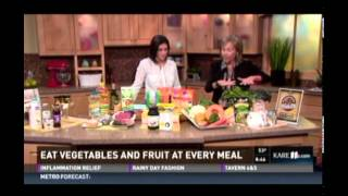 Douse Inflammation with Diet (4/18/15 on KARE 11)