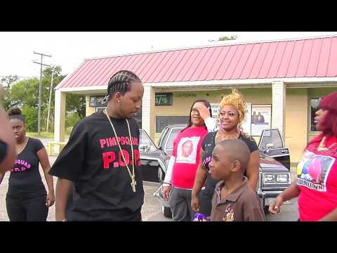P.O.P PIMPSQUAD: P.O.P HOLD IT DOWN {BEHIND THE SCENES} VIDEO