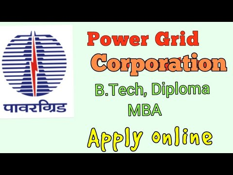 Power grid corporation ( B.tech ,MBA Diploma)