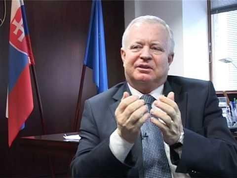 Интервью Посла Словакии в Азербайджане, 2012г Ambassador of Slovakia in Azerbaijan