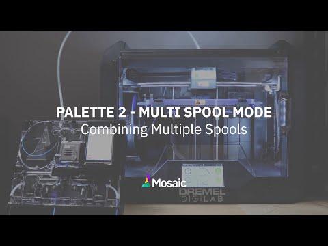 Multi-Spool Mode – Mosaic Manufacturing