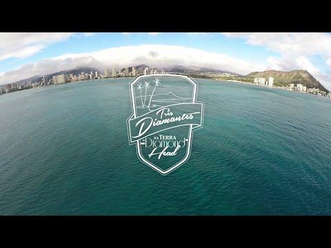 3 DIAMANTES - OAHU - HAWAII