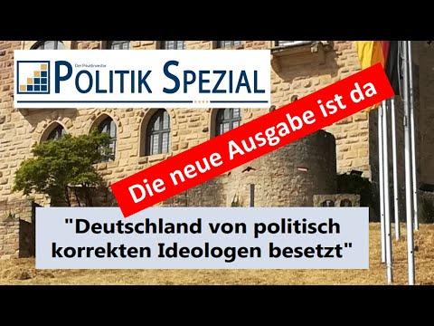 Die NEUE AUSGABE von PI POLITIK SPEZIAL - Unterstützen Sie uns!