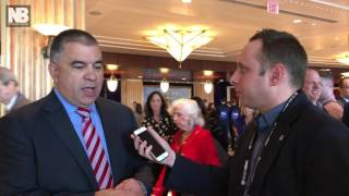 David Bossie Interview at CPAC 2017
