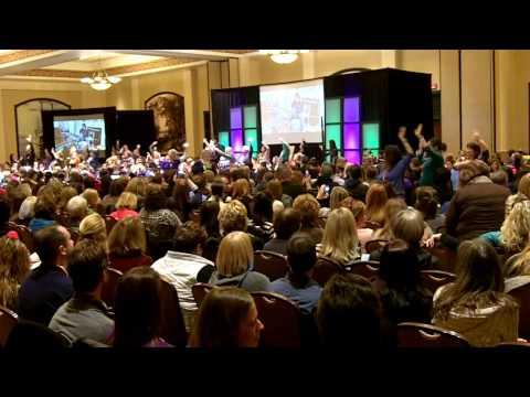 Flash Mob METC14 - Hey Missouri - Dr. Lodge McCammon