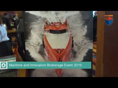 Overview of the Maritime and Innovation Brokerage Event 2015