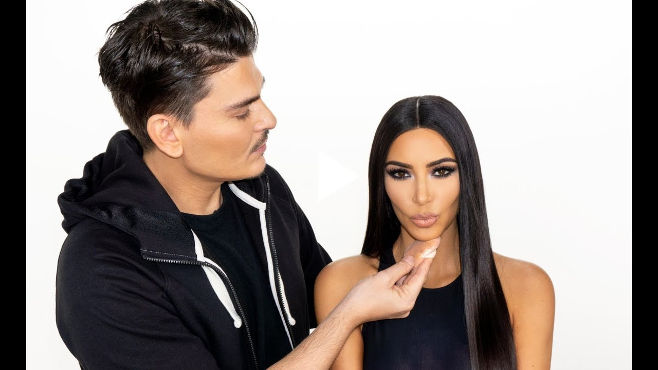 kim kardashian Beauty Glam Bible Smokey Volume I