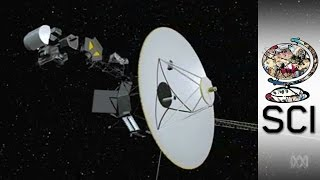 Humanity's Furthest Outpost: Voyager Leaves The Solar System
