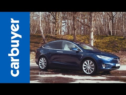 Tesla Model X SUV review – Ginny Buckley – Carbuyer