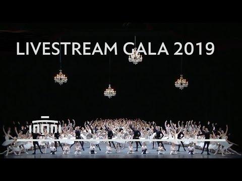 Livestream Het Nationale Ballet Gala 2019