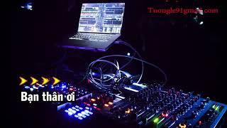Karaoke Mong Kiếp Sau Vẫn Là Anh Em Remix Akira Phan, DJ Đức Thiện