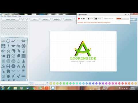 Lookinside Coffee   Học thiet ke logo Mien Phi chi 5 phut