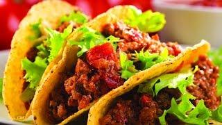 Мексиканские Тако. Готовим вкусный ужин.